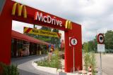 at this McDonald's
