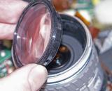 Front Element Group Dimage  GT Lens