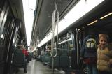January 2005 - Métro (Subway) Ligne 14