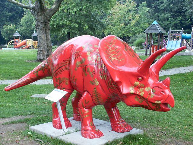 #78 Toroflorosaurus Carnegii