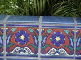 flower box tile
