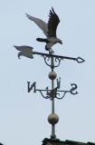 Eagle vane