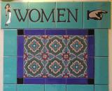 Women tile