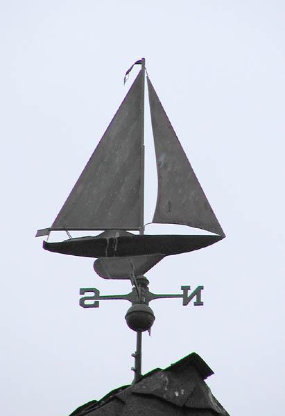 sailboat vane