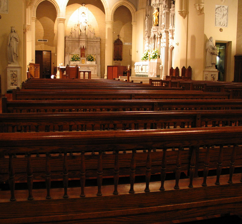Ursuline nuns chapel