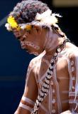 Aboriginal boy profile