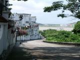Colina de Penha西望洋山一景
