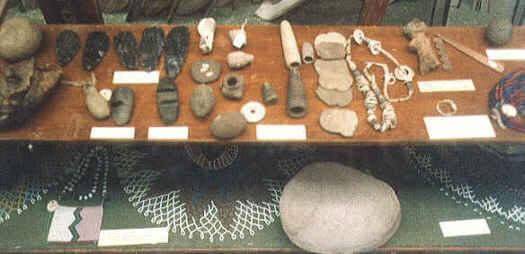Piute and Shoshone Artifacts