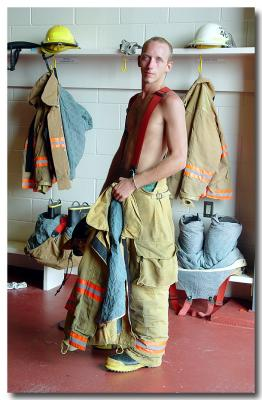 Young Fire Fighter 2