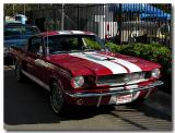 1966 Shelby GT 350 #743 one of 2380 - Click on photo for more info