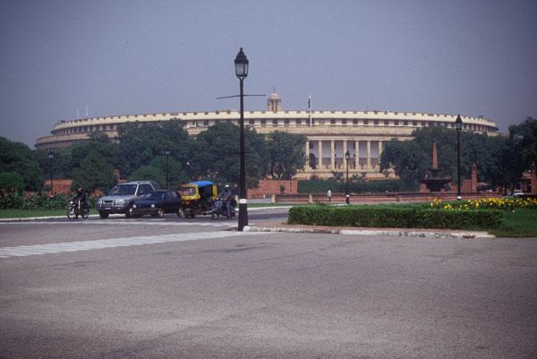 Sansad Bhavan (Parliament Building)