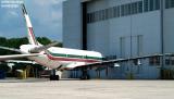 CF Air Freight DC8-54F N991CF aviation stock photo