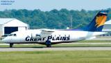 Great Plains DO328-300 N410Z aviation stock photo