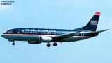 US Airways B737-301 N336US (ex N315P) aviation stock photo