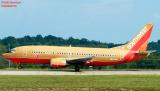 Southwest Airlines B737-3H4 N637SW aviation stock photo