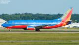 Southwest Airlines B737-3A4 N673AA (ex N307AC) aviation stock photo