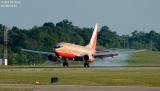 Southwest Airlines B737-7H4 N734SA aviation stock photo