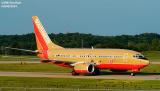 Southwest Airlines B737-7H4 N757LV aviation stock photo