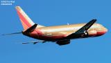 Southwest Airlines B737-3H4 N603SW aviation stock photo