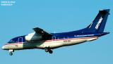 Skyway (Midwest Express Connection) Dornier 328 N351SK aviation stock photo