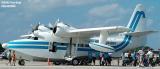 Mirabella Yachts G-111 N42MY aviation air show stock photo