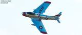 2002 Stuart Air Show Ed Shipley's F-86 Sabre aviation stock photos