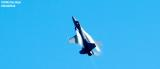 USAF F-16C-Block 50D AF91-0365 military aviation air show stock photo #SUA02036