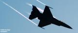 USAF F-16C-Block 50D AF91-0365 military aviation air show stock photo #SUA02037