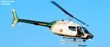 Martin County Sheriff's Office Bell OH-58A N58GD law enforcement aviation stock photo