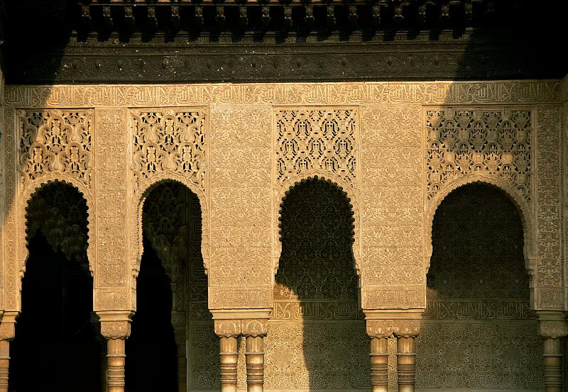 Alhambra - Nasrid Palace