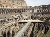 The Underground of the Colosseum