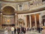 Inside Pantheon