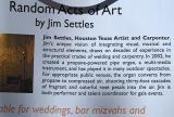 Jim Settles performance artist 02