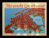 Plan der Altstadt