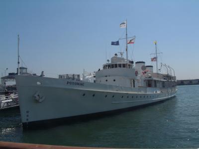 SS Potomac-FDRs Presidential Yacht