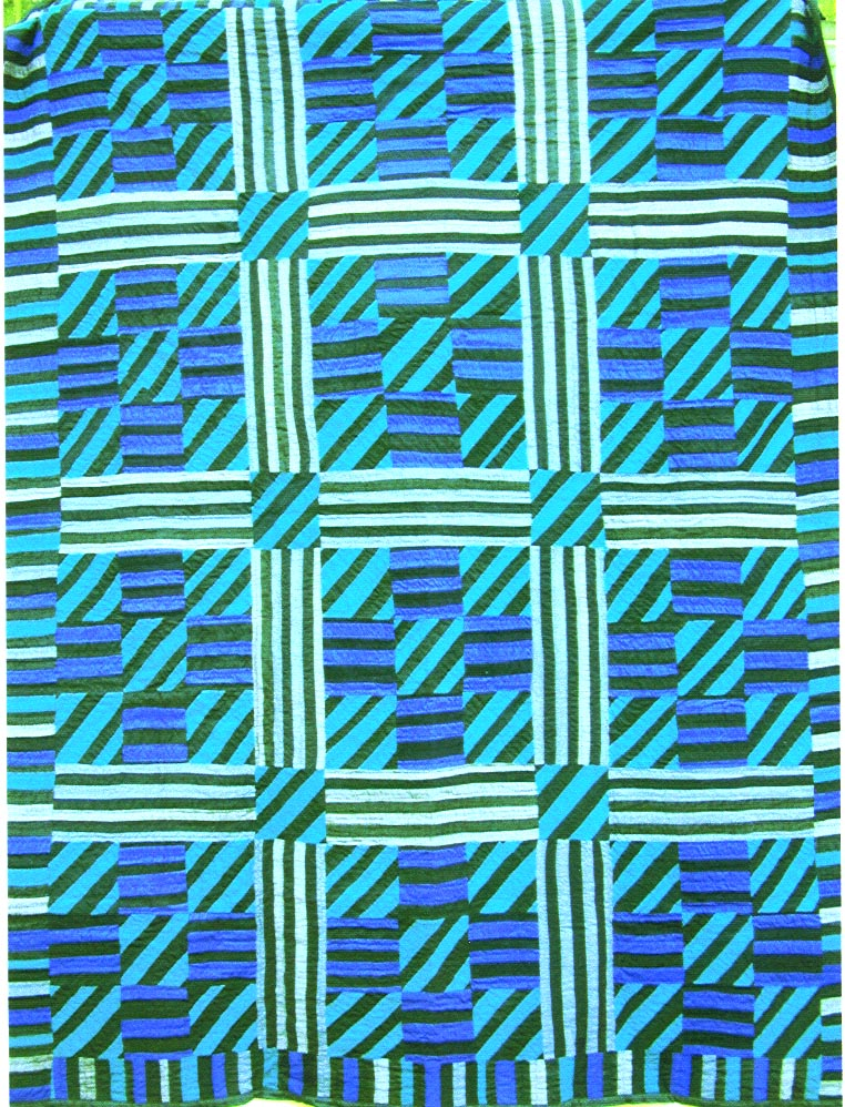 070:Unnamed pattern-OH c.1930 82x66
