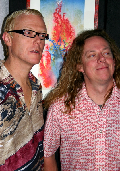 David J & Gustaf Rooth