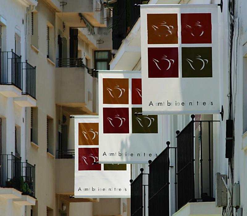 Banners, Estepona Spain