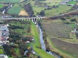 Rail viaduct, Durham county