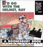 I'd Go With The Helmet, Ray (1991) (signed)
