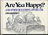 Are You Happy? And Other Questions Lovers Ask (1978) (signed)
