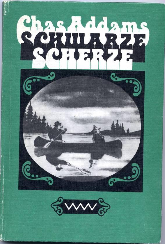 Schwarze Scherze (Verlag Volk und Welt Berlin 1977) (German version of Favorite Haunts)