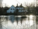 Pub By The Pond