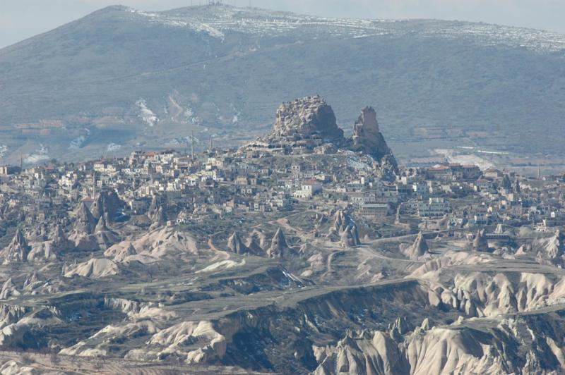 Cappadocia views from White Hill 6541B