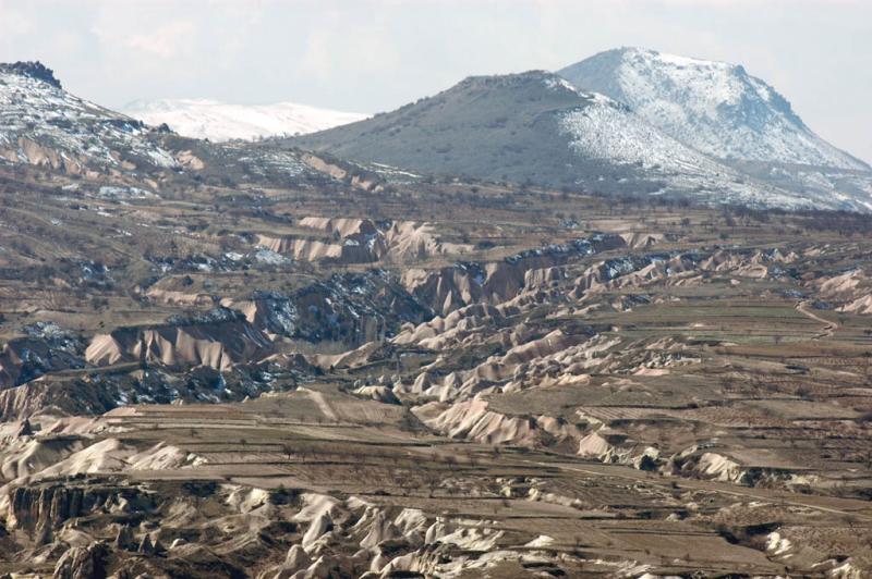 Cappadocia views from White Hill 6543