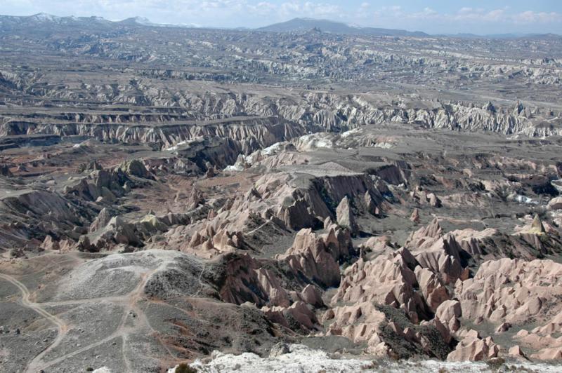 Cappadocia views from White Hill 6565b