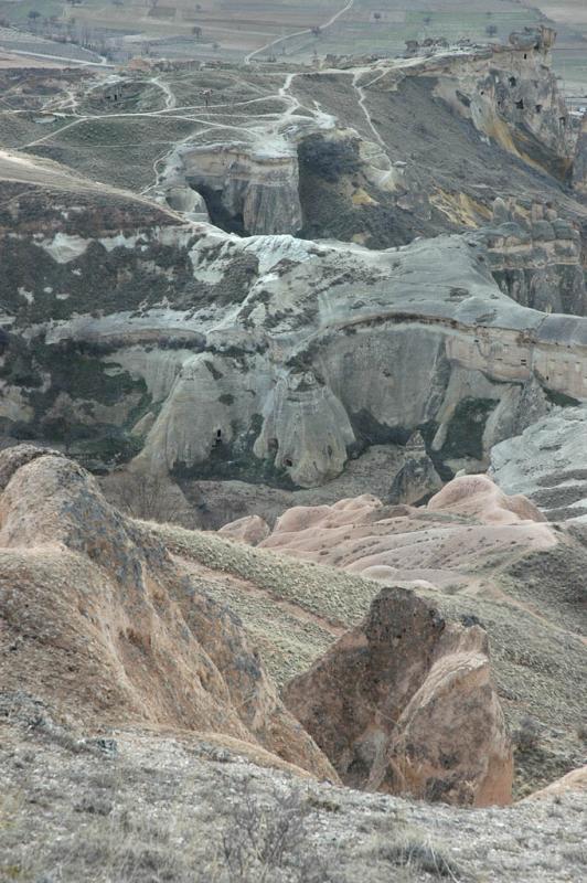 Cappadocia views from White Hill 6642