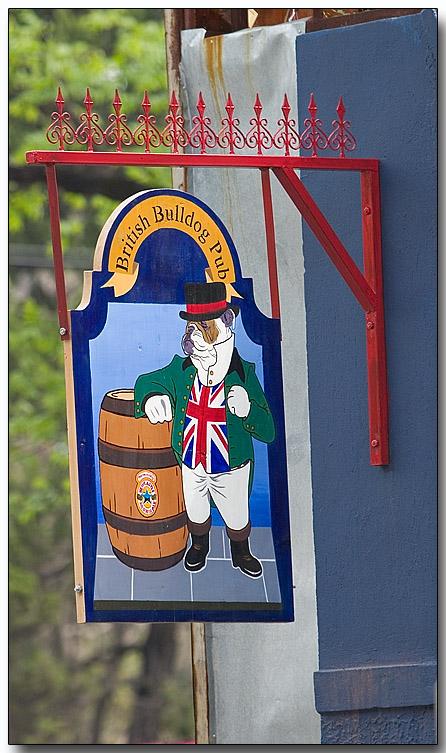 British Bulldog Pub