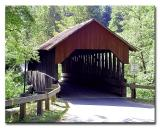 Dingleton Hill Covered Bridge - No. 22