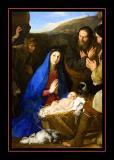 L' adoration des mages ( 1650) par RIBERA